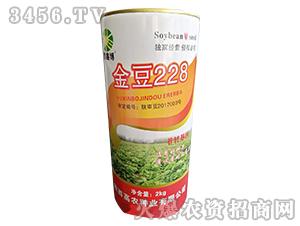 金豆228-大豆种子-鑫博农业