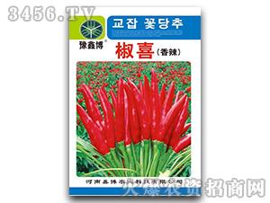 椒喜(香辣)-辣椒种子-鑫博农业