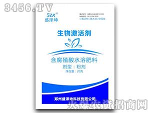 生物激活剂-含腐殖酸水溶肥料-盛泽坤