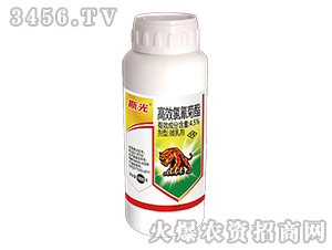 4.5%高效氯氰菊酯微乳剂-斯光-园田生物