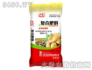 土豆专用肥15-10-