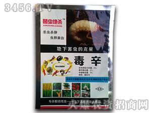 5%毒·辛颗粒剂-菌虫绝杀-金吉农业