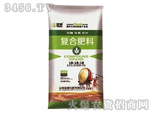 高塔纯硫基复合肥料18-18-18-亚都