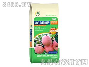 苹果专用复合有机菌肥-