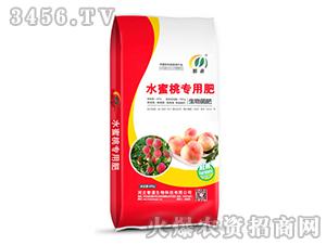 水蜜桃专用生物菌肥-智