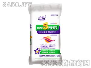 复合肥料16-22-7-碳基5元素-金泽农