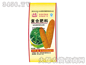 长效缓释型玉米肥26-6-8-弘鑫-金泽农