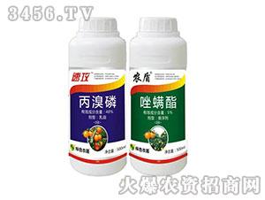 丙溴磷+唑螨酯-农盾农业