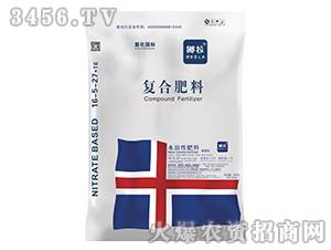 复合肥料16-5-27+TE-挪拉