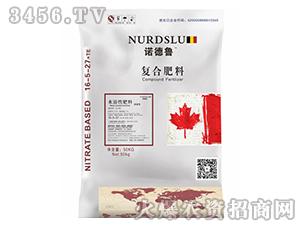 水溶性复合肥料16-5-27+TE-诺德鲁-挪拉