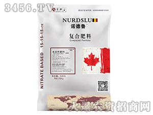 水溶性复合肥料15-15-15+TE-诺德鲁-挪拉