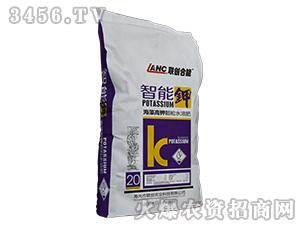 海藻高钾颗粒水溶肥包装袋-智能钾-名岳轩