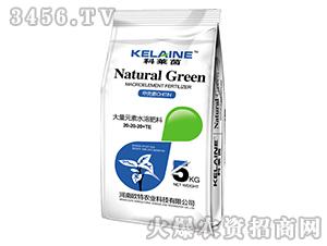 大量元素水溶肥料20-20-20+TE-科莱菌-欧特农业