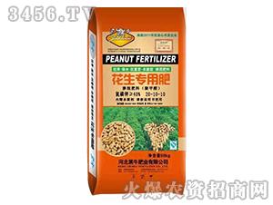 花生专用掺混肥料20-10-10-黑牛