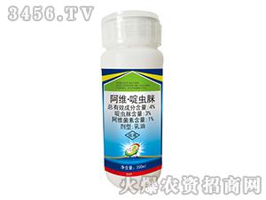 4%阿维・啶虫脒乳油-百斯基农