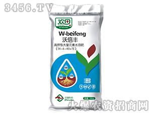 高钾型大量元素水溶肥-沃倍丰-中瑞利农