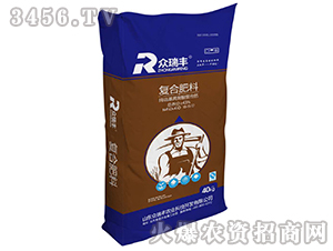 纯硫基黄腐酸螯合肥-复合肥料-众瑞丰