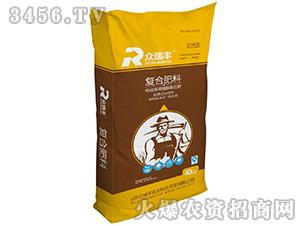 纯硫基腐植酸螯合肥-复合肥料-众瑞丰