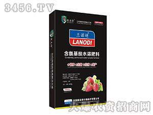 草莓需配含氨基酸水溶肥料-兰诺迪-康美特