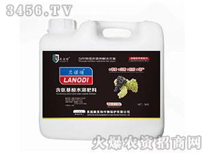葡萄提子需配含氨基酸水