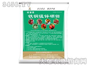 铁铜锰锌硼钼-叶绿苏-籽丰螯合