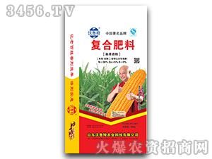 含锌玉米专用复合肥料-沃鲁特