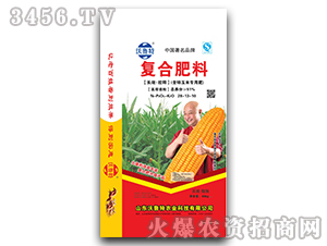 51%含锌玉米专用肥28-13-10-沃鲁特