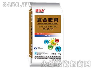 复合肥料26-10-12-超动力-华博天下
