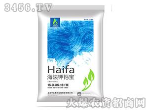 大量元素水溶肥料15-3-35-18+TE-海法钾钙宝-中奥农邦