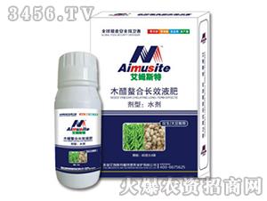 木醋螯合长效液肥(花生大豆需用)-艾姆斯特