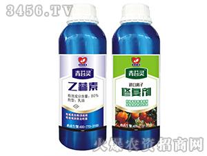 乙蒜素+修复剂-青苔灵-心禾生物