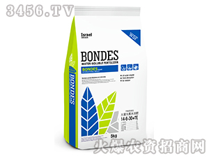 5kg高钾营养型大量元素水溶肥14-6-30+TE-七嘉