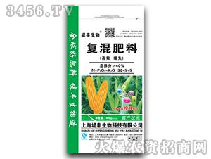 40kg高效缓失复混肥料30-5-5-堤丰生物