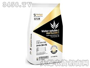 高钾营养型大量元素水溶肥14-6-30+TE-七嘉