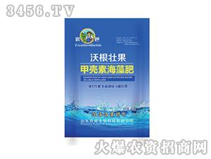 甲壳素海藻肥-沃根壮果-优芭