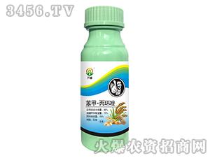 30%苯甲・丙环唑乳油