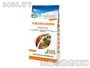 大量元素水溶肥10-52-10+TE-悦妙-施益农