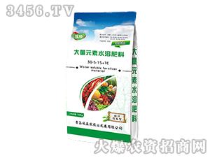 大量元素水溶肥30-5-15+TE-悦妙-施益农