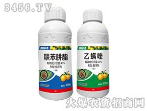 43%联苯肼酯-螨卵清-科利农