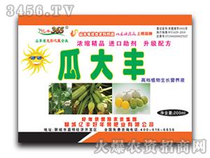 高档植物生长营养液-瓜