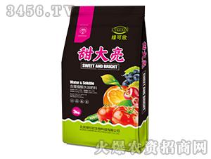 腐植酸水溶肥料-甜大亮-绿可欣