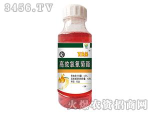4.5%高效氯氰菊酯乳
