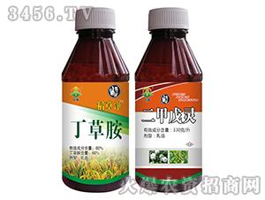 丁草胺+二甲戊灵-稻草净-开普
