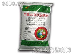 膨果着色型大量元素水溶肥料15+5+30+TE-稼乐丰