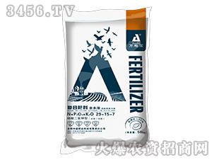 磷酸二氢钾型高塔复合肥29-15-7-万地宝-中盛肥业