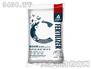 40kg磷酸二氢钾型高塔复合肥28-6-6-万地宝-中盛肥业