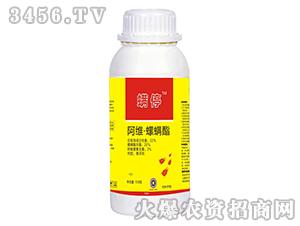 22%阿维·螺螨酯-螨停-优补作物