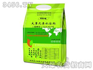 高钾型大量元素水溶肥10-8-42+TE-尚品百果-吉力安