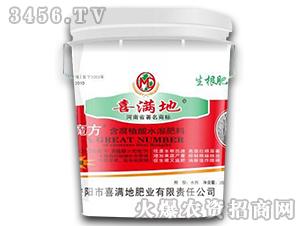 含腐植酸水溶肥料-根魔方(大桶)-喜满地