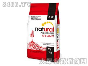 大量元素水溶肥料12-8-40+TE-三稞-公略生物
